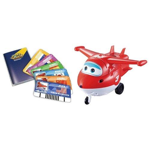 Купить Самолет Auldey Super Wings Джетт (YW710410) красный, Машинки и техника