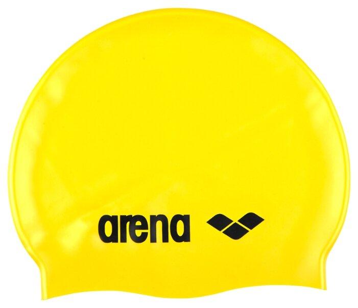 Шапочка для плавания arena Classic Silicone 91662