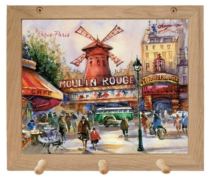 Вешалка Gift'n'Home для полотенец Париж, Париж