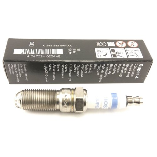 Свеча зажигания Bosch HR78NX (0 242 232 514) 1 шт.