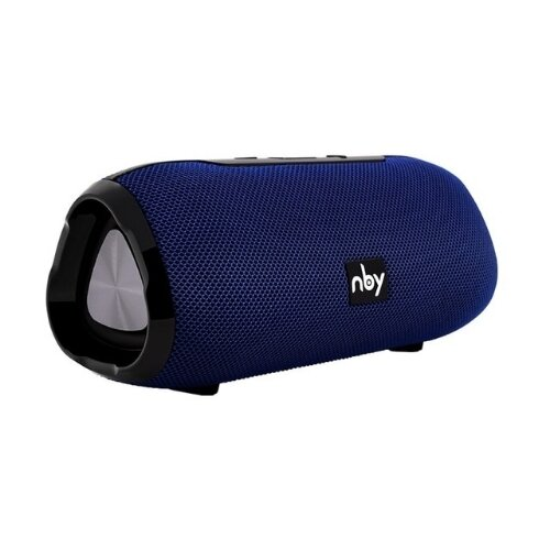 Портативная акустика NBY BY6660 blue