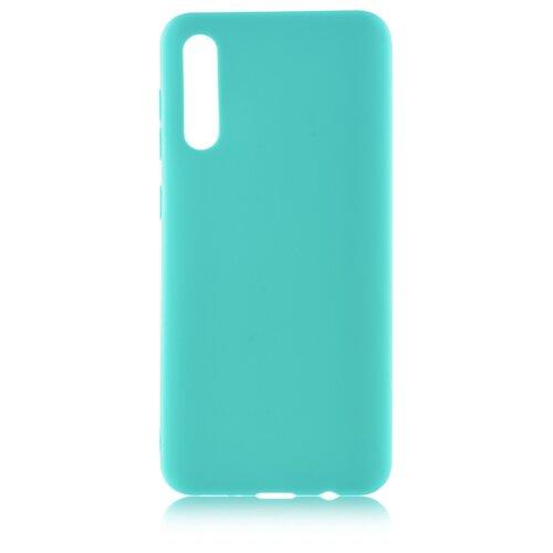 Чехол Rosco SS-A50-COLOURFUL для Samsung Galaxy A50 бирюзовый
