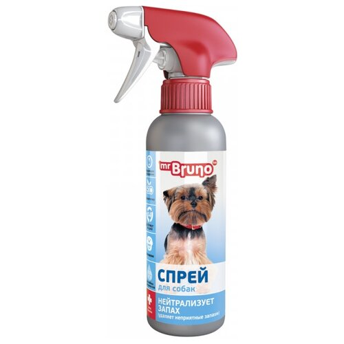 Спрей Mr.Bruno Нейтрализатор запаха для собак 200 мл