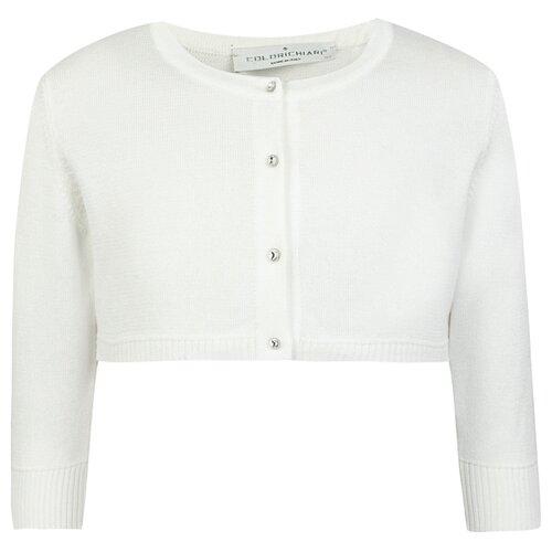 Болеро ColoriChiari размер 158, белый