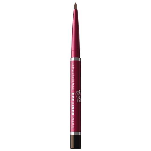 Bell Контурный автоматический карандаш для глаз Professional Eye Liner Pencil, оттенок 6 bell карандаш для глаз водостойкий secretale eye pencil 2 тона карандаш для глаз водостойкий secretale eye pencil 2 тона 1 шт тон 01