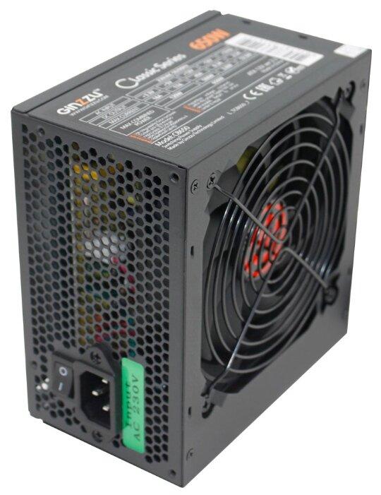 Блок питания Ginzzu CB650 650W