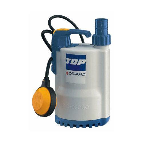 Фото - Дренажный насос для чистой воды Pedrollo TOP 5 (920 Вт) дренажный насос для чистой воды leo lks 1004p 1000 вт