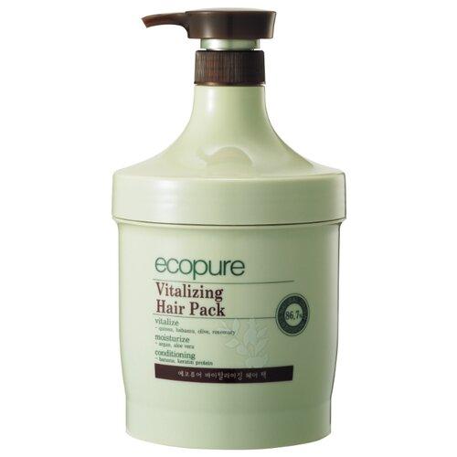FLOR de MAN Маска для волос Ecopure Vitalizing Hair Pack, 1000 мл flor monfort las rusas