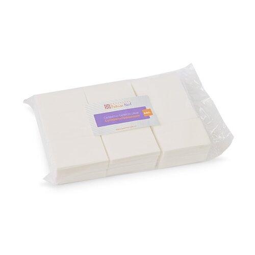 Купить Patrisa Nail Безворсовые салфетки Супервпитывающие, 600 шт. белый