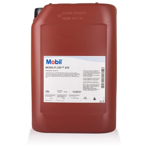 Трансмиссионное масло MOBIL Mobilfluid 422 20 л