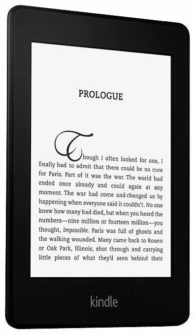 Электронная книга Amazon Kindle Paperwhite 2013