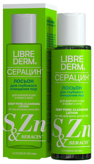 Librederm Лосьон для глубокого очищения пор Deep Pore Cleansing Lotion — купить по выгодной цене на Яндекс.Маркете