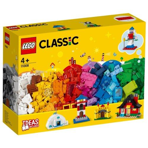 Конструктор LEGO Classic 11008 Кубики и домики