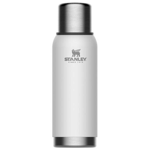 Классический термос STANLEY Adventure Vacuum Bottle (1 л) белый классический термос aladdin heritage vacuum bottle 0 7 л красный
