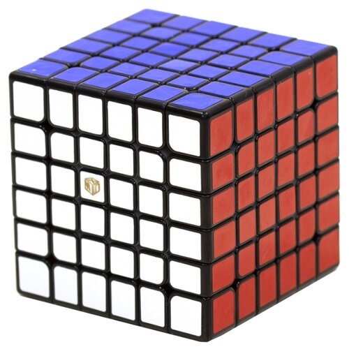 Головоломка QiYi MoFangGe 6x6x6 X-Man Shadow Magnetic черныйГоловоломки<br>