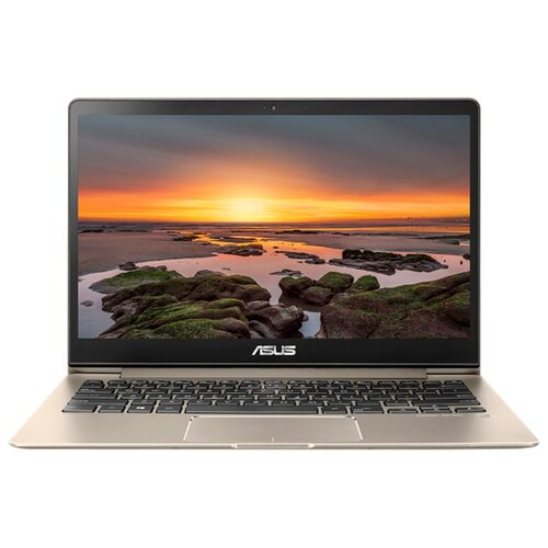 "Ноутбук ASUS ZenBook 13 UX331UA (Intel Core i5 8250U 1600 MHz/13.3""/1920x1080/8GB/256GB SSD/DVD нет/Intel UHD Graphics 620/Wi-Fi/Bluetooth/Windows 10 Home) 90NB0GZ5-M05130 золотой"