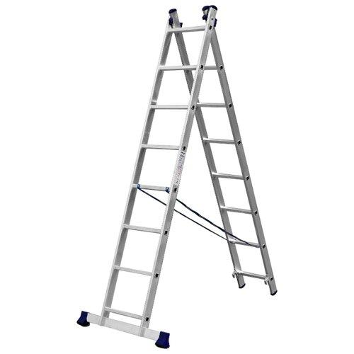 Лестница трансформер 2-секционная SIBIN 38823-08