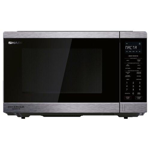 Микроволновая печь Sharp R-3950RST микроволновая печь sharp r 2000rw