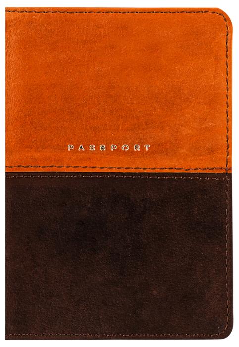 Обложка для паспорта OfficeSpace Duo
