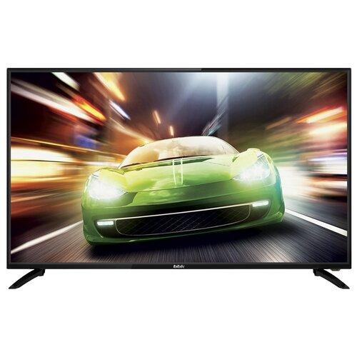 Фото - Телевизор BBK 43LEX-7169/FTS2C 43 (2020) черный телевизор bbk 49lem 1051 fts2c
