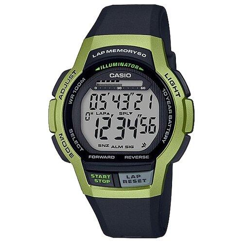 Наручные часы CASIO WS-1000H-3A цена 2017
