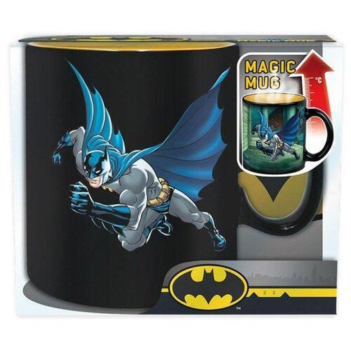 ABYstyle Кружка DC Comics Batman & Joker 460 мл черный