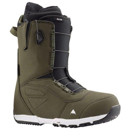 Ботинки для сноуборда BURTON Ruler Boa 10 (BURTON) clover 2019-2020