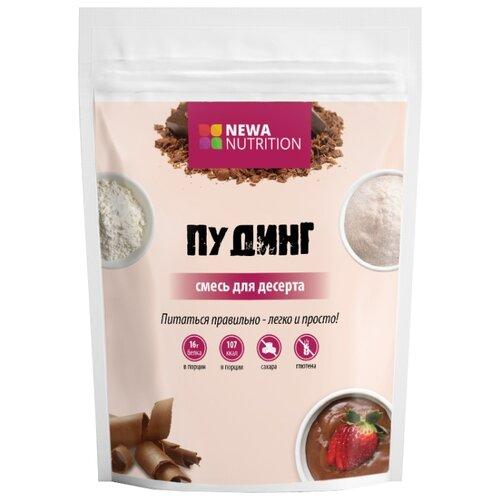 Фото - Смесь для десерта NEWA Nutrition Пудинг — шоколадный вкус 150 г смесь для десерта newa nutrition пудинг шоколадный вкус 150 г