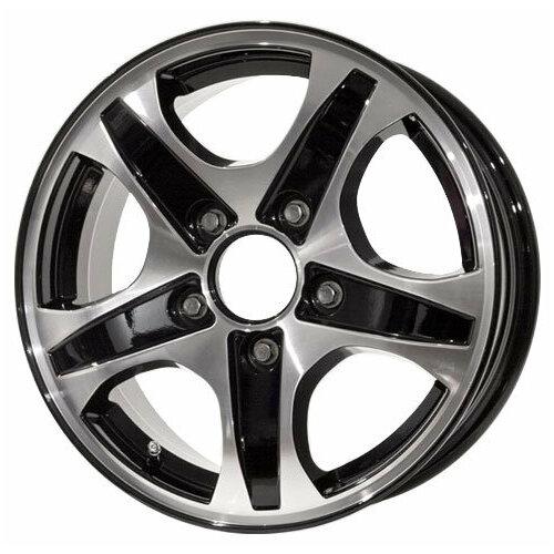 Фото - Колесный диск SKAD Калипсо 6.5x16/5x139.7 D98.5 ET43 Алмаз колесный диск skad калипсо 6 5x16 5x130 d84 2 et43 черный бархат