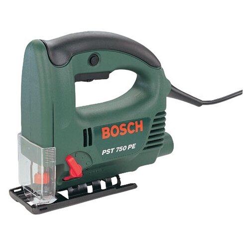 цена на Электролобзик BOSCH PST 750 PE 530 Вт
