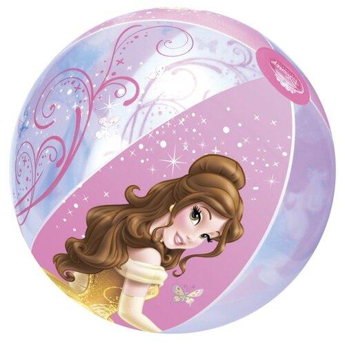 Купить Мяч надувной Bestway Princess 91042 BW разноцветный, Надувные игрушки