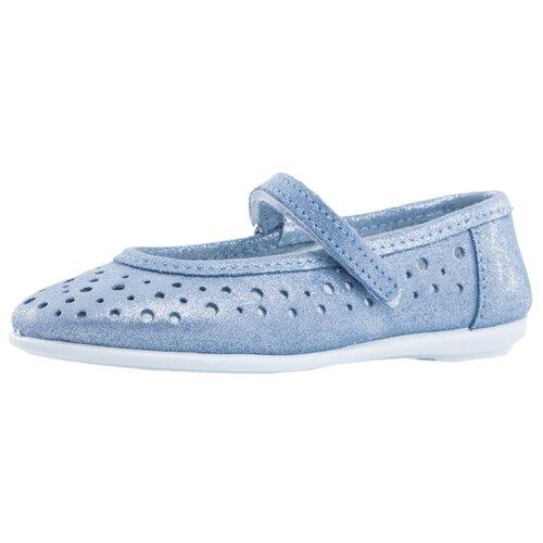Туфли КОТОФЕЙ размер 30, голубой туфли котофей размер 22 12 голубой