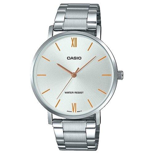 Фото - Наручные часы CASIO MTP-VT01D-7B наручные часы casio ltp vt01d 7b
