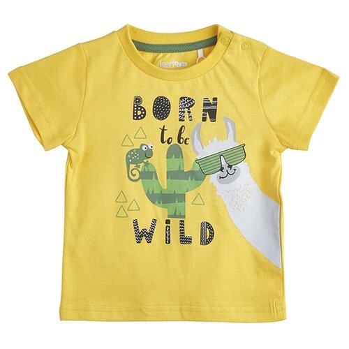 Футболка kari размер 6-9, желтыйФутболки и рубашки<br>