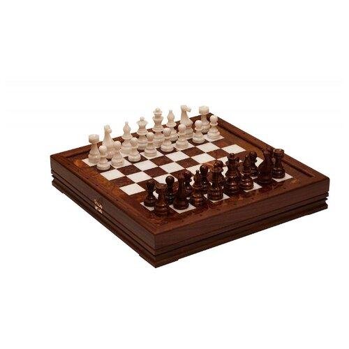 Rovertime Шахматы средние каменные Европейские