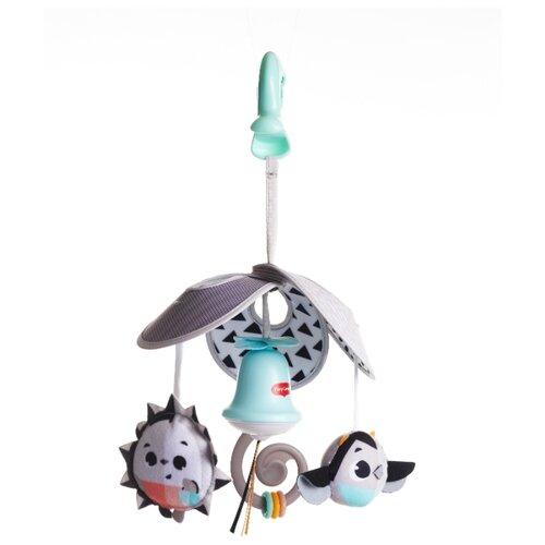 Купить Подвесная игрушка Tiny Love День и ночь (1116801110) белый/черный/голубой, Подвески
