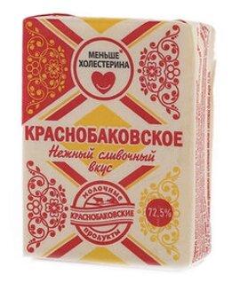Краснобаковское Спред 72.5%, 175 г