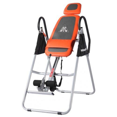 Механический инверсионный стол DFC XJ-I-02CL оранжевый/серый/серебристый