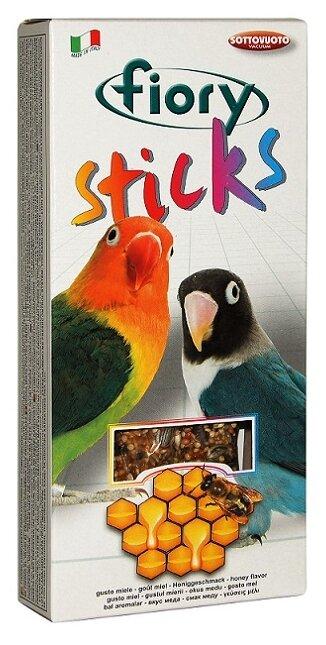 Лакомство для птиц Fiory Sticks с медом