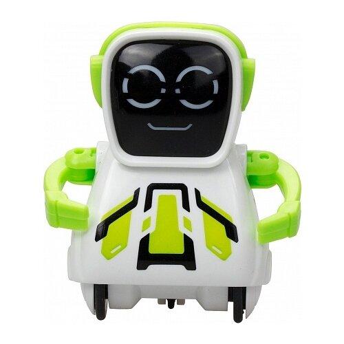 Купить Робот Silverlit YCOO Neo Pokibot квадратный белый/зеленый, Роботы и трансформеры