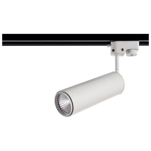 Трековый светильник-спот Arte Lamp Periscopio A1412PL-1WH трековый светильник arte lamp linea a1314pl 1wh