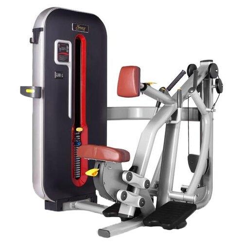 Фото - Тренажер со встроенными весами Bronze Gym MT-004 красный/серый тренажер со встроенными весами bronze gym ld 9028 черный