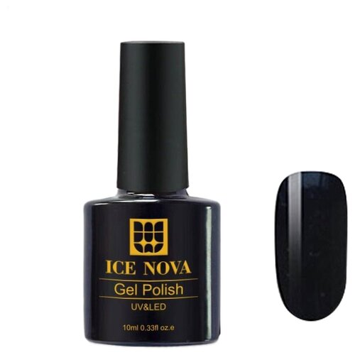 Купить Гель-лак для ногтей ICE NOVA Gel Polish, 10 мл, оттенок 042