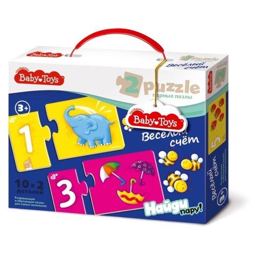 Настольная игра Baby Toys Веселый счет