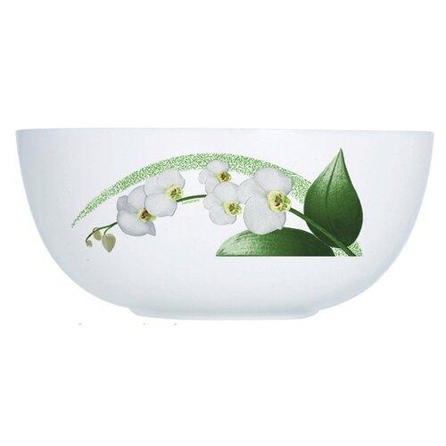 Luminarc Салатник White Orchid 12 см белый