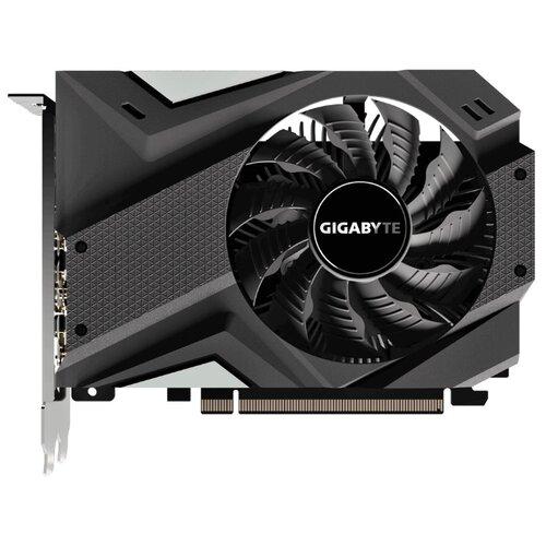 Купить Видеокарта GIGABYTE GeForce GTX 1650 1680MHz PCI-E 3.0 4096MB 8002MHz 128 bit 2xHDMI DisplayPort HDCP MINI ITX OC Retail