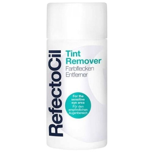 RefectoCil Жидкость для снятия краски с бровей, ресниц Tint Remover 150 мл краска для ресниц 15 мл refectocil refectocil