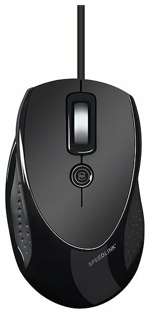 Мышь SPEEDLINK FERRET Gaming Mouse SL-6394-SBK Black USB