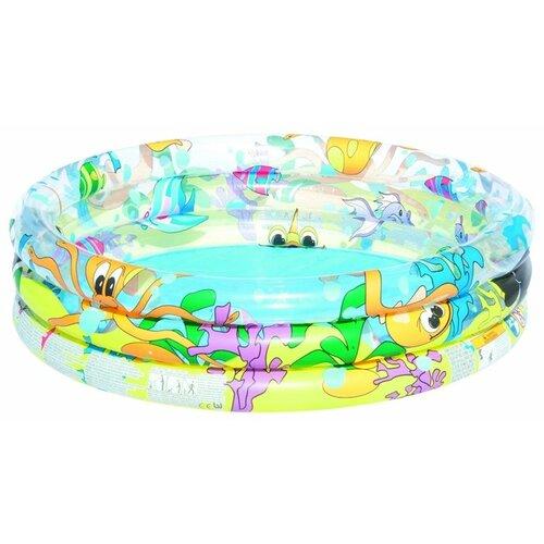 цена на Детский бассейн Bestway Ocean Life 51082