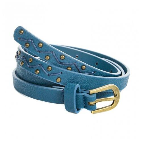 Ремень Rossini BR009, синий, 105 см
